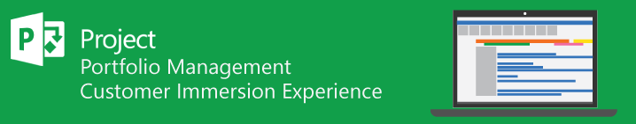Microsoft Customer Immersion Experience