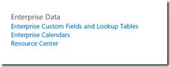 enterprise data