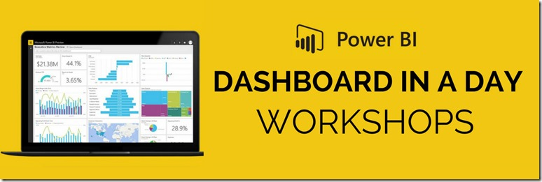power bi dashboard in a day workshop