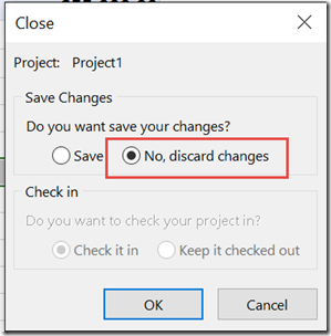 do you want to save your changes?