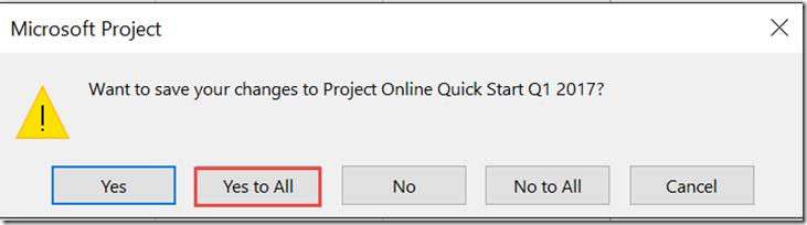 microsoft project memo