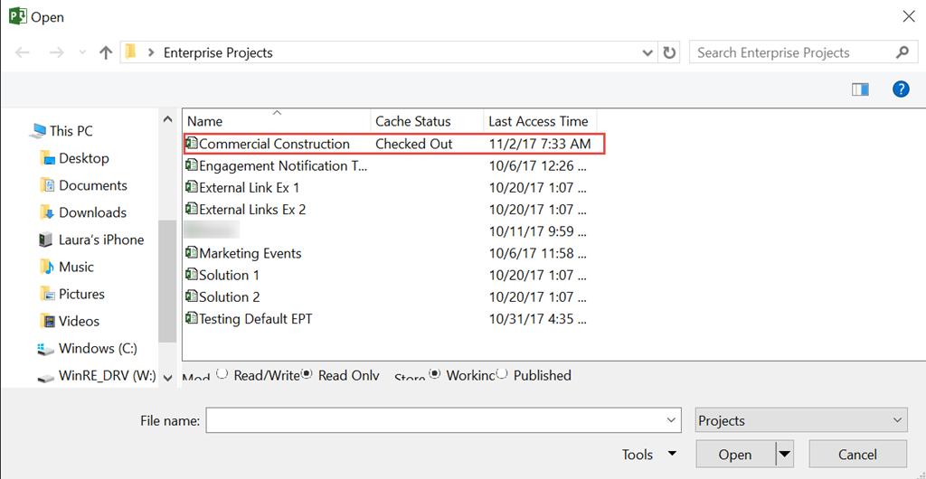 Working Offline in Project Server | PPM Works Blog