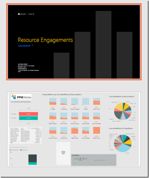 powerpoint tile page