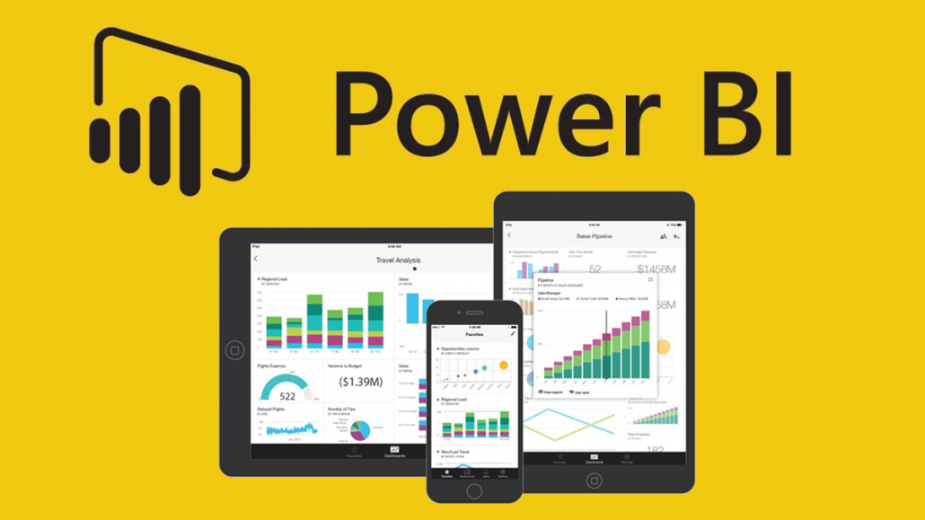 Adding Value Totals to Power BI Matrix Visualization