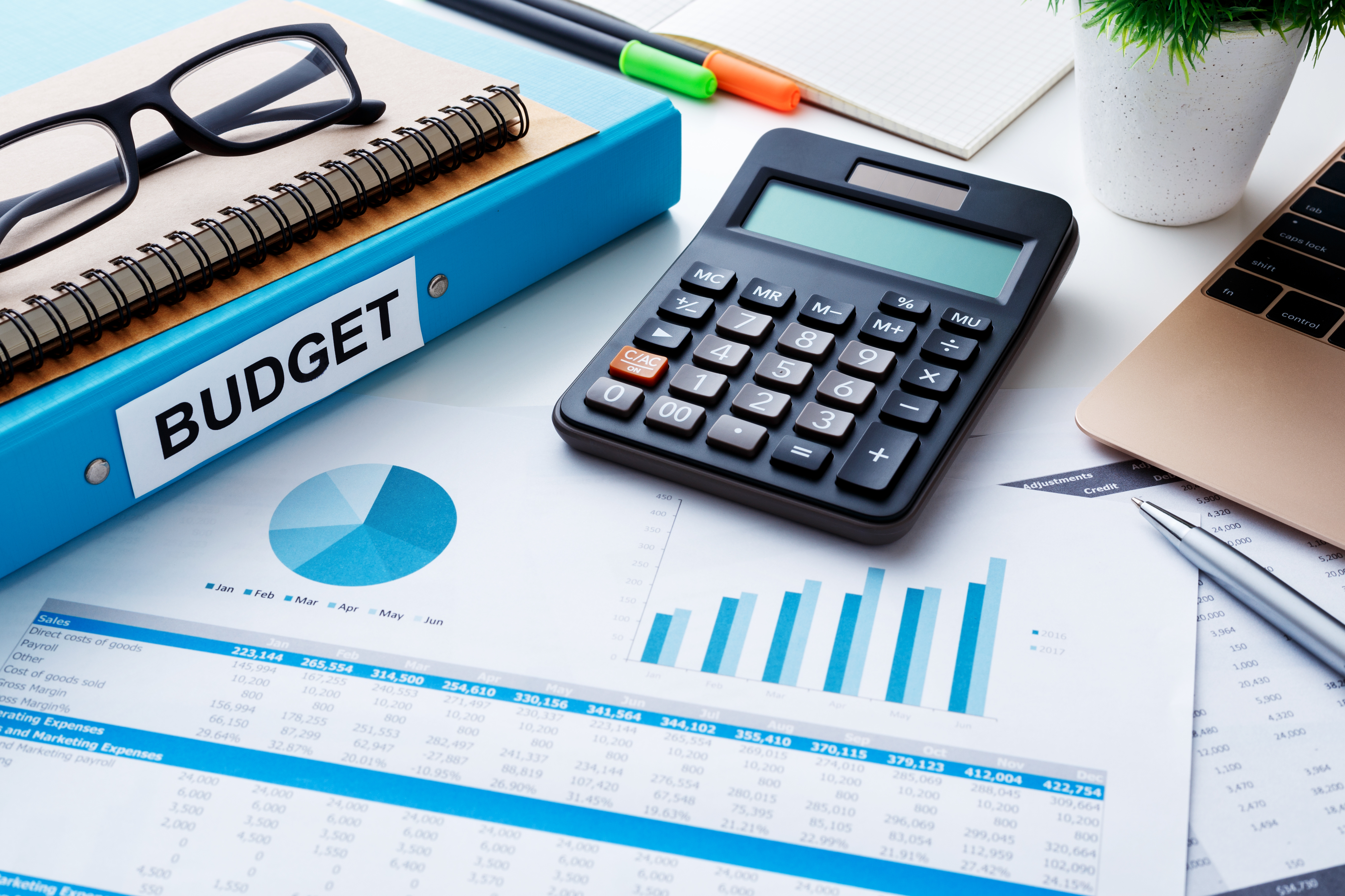 Need to Keep Track of your Project Budget? Use Budget Resources